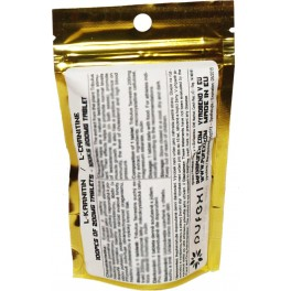 100 ks L-Carnitine tablety - HUBNUTÍ, SPALOVAČ TUKŮ