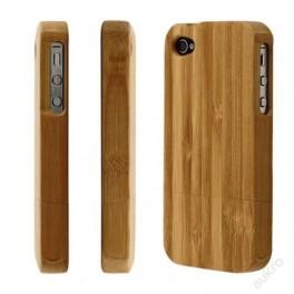 Kryt na Iphone 4/4S z bambusu